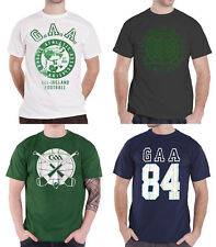 GAA T Shirt G.A.A. Hurling Gaelic football All Ireland new Official Mens