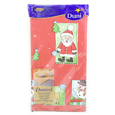 Duni Top Quality Dunicel Santa & Friend Table Covers 120x180 cm
