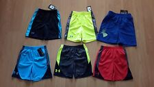 Under Armour Toddler Boys' Heat Gear Shorts, Many Styles & Colors, MSRP $20-$22