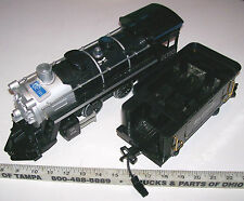 Large 4-4-2 G Gauge Garden Railroad RR Steam Locomotive & Tender Train, CHEAP