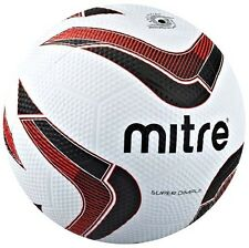 Mitre Football Sports Training Soccer Ball Super Dimple Beginners Footballs