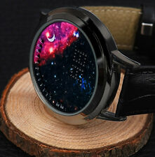 Fashion Women Men Skyland DIAL Touch LED Electronic Date Digital Sports Watches