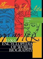 NEW Uxl Encyclopedia of World Biography By Gale Group Hardcover Free Shipping