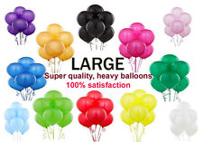 LARGE latex large balloons party wedding birthday anniversary baloon baloon