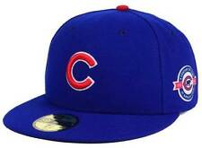 Official 1916 2016 Chicago Cubs Century Wrigley Field New Era 59FIFTY Fitted Hat