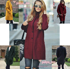 RARE_ NWT ZARA WOOL COAT WITH PATCH POCKETS Ref. 8073/245_ALL COLOR_ALL SIZE