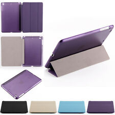 Smart Magnetic PU Leather Stand Case Cover For Apple iPad 2 3 4 Mini Air UK