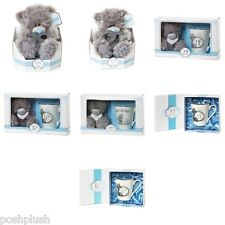 Signature 18th & 21st Box Birthday Gift Collection by Me to You Tatty Teddy Bear