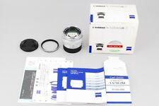 """Mint"" Carl Zeiss C Sonnar T 50mm F/1.5 ZM Lens for Leica M From Japan A492"