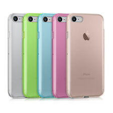 kwmobile TPU SILICONE CRYSTAL CASE FOR APPLE IPHONE 7 (4 7) SOFT COVER SILICON
