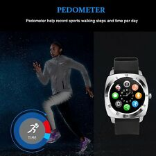Global Unlock fashion bluetooth watch phone Quad Band Single SIM cellphone watch