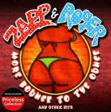ZAPP & ROGER-MORE BOUNCE TO THE OUNCE & OTHER HITS  CD NEW