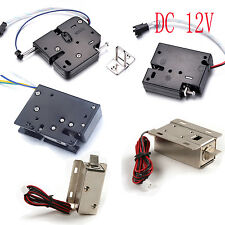DC12V Electromagnetic Door Lock Force Access Control Magnetic Power Lock