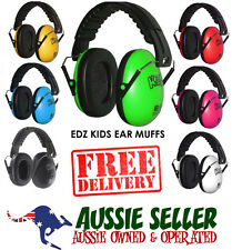 EDZ KIDZ Ear Muffs for babies and kids 6 months - 16 yrs -  FAST & FREE SHIPPING