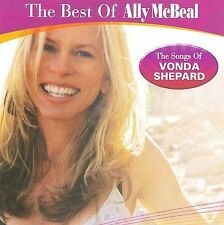 Ally McBeal: The Best of Ally McBeal - The Songs of Vonda Shepard, New Music