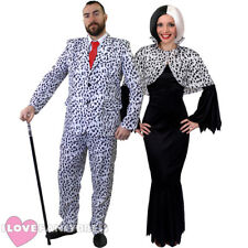 COUPLES HALLOWEEN FANCY DRESS COSTUMES HIS AND HERS TV FILM MOVIE CHARACTER
