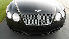 Bentley: Continental GT MULLINER