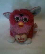 1999 TIGER ELECTRONICS VALENTINE'S DAY FURBY SPECIAL LIMITED EDITION #/150,000