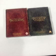 THE LORD OF THE RINGS: BUNDLE,THE TWO TOWERS, THE FELLOWSHIP OF THE RING DVD SET