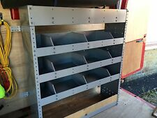Van Racking/shelving