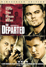 The Departed (DVD, 2007) New Sealed