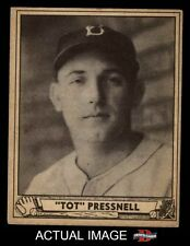 1940 Play Ball #146  Tot Pressnell  EX S3820