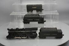 Lionel O Gauge Postwar Steam Locomotive & Tenders (4)