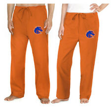 BOISE STATE Pants Official Broncos Scrubs Drawstring Bottoms for MEN or LADIES!