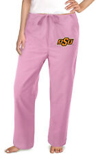 Oklahoma State Pants Ladies Womens OSU SCRUB BOTTOMS - GREAT for RELAXING!
