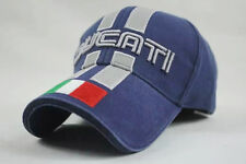 Men F1 ducati baseball cap hat Blue moto gp cap hat motorcycle team golf hat