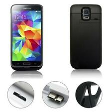 3800mAh Ultra-thin Backup Battery Stand Power Bank Charger Case For Samsung S5