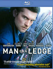 Man on a Ledge [Blu-ray] by Sam Worthington, Elizabeth Banks, Jamie Bell, Antho