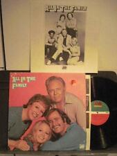 ALL IN THE FAMILY~NM-/NM- ORIG 1971 LP~NM INSERT~SHRINK~ROB REINER~O'CONNER