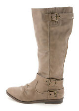 Rampage Womens Idola (Wide Calf) Mid-Calf Riding Boots