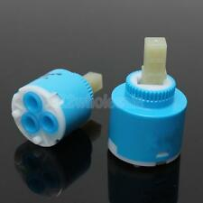 35/40mm Durable Ceramic Disc Cartridge Water Mix Tap Inner Control Faucet Valve