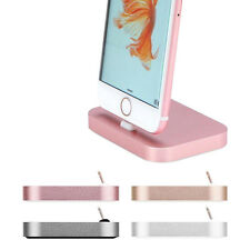 New Desktop Lightning Charging Dock Stand Station Charger For iPhone7 7 Plus