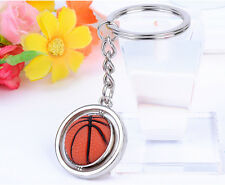 1pc Football Golf ball Baseball Basketball Keychain Key Ring Sport Souvenir US