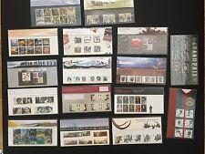 GB Presentation Packs from 2005 to 2009 Multiple Listing