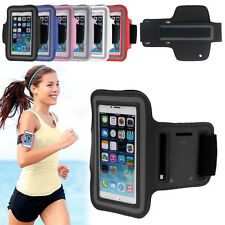 Sports Running Jogging Gym Armband Arm Band Case for iPhone 5 SE 5S 5C 6G 7 Plus