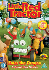 LITTLE RED TRACTOR ENTER THE DRAGON (UK) NEW DVD