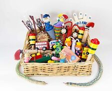 Traditional Classic Wooden Toys Free Delivery!
