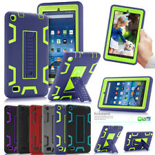 "High Impact Resistant Case with Stand Case Cover For Amazon Kindle Fire 7"" 5th"