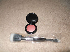 Mally Bounce Back Rose Petal Pink Blush with Mally Double Sided Brush
