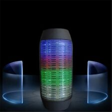 6W x2 Hot sale PULSE LED Bluetooth Portable Wireless Speaker Rechargeable Portbl