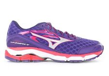 Mizuno Wave Paradox 3 Womens Running Shoe (D) (J1GD164603 Royal Purple)