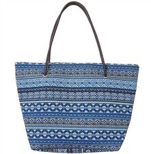 FASHION TOTE BAGS FOR SUMMER, BEACH USE, PARTY, TRAVEL, SCHOOL, ETC!  BRAND NEW!
