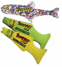 YEOWWW CATNIP FISH - Filled only with Super Strong Organic Catnip Toy CAT loves