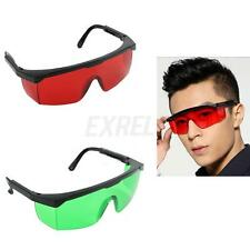 New Protective Goggles Safety Glasses Eye Spectacles Green Blue Laser Protection