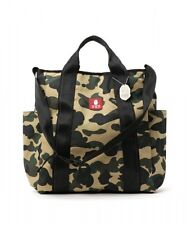 A BATHING APE [BAPE X SAMSONITE RED] 1ST CAMO COMBI 2WAY BAG Mens New From Japan