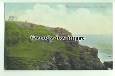 tp9321 - Cornwall - The Lizard & Lloyd's Signal Station on the Cliff - postcard